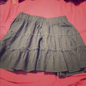 Joe Benbasset Skirts - Blue denim summer skirt size small